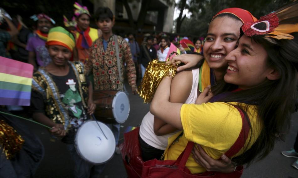 In india lesbian