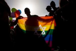 Mideast Israel Gay Rabbis