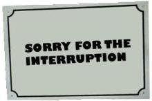 the-interruption
